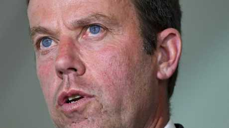 Federal Education Minister Dan Tehan. Picture: AAP/Lukas Coch