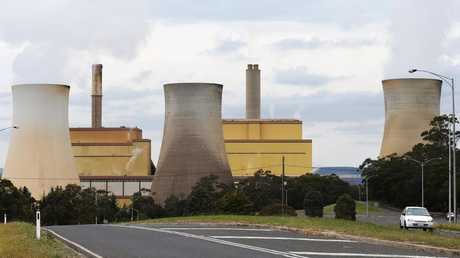 The authorities are investigating a fatal accident at the Yallourn power plant in Victoria, where a worker died. Photo: Ian Currie.