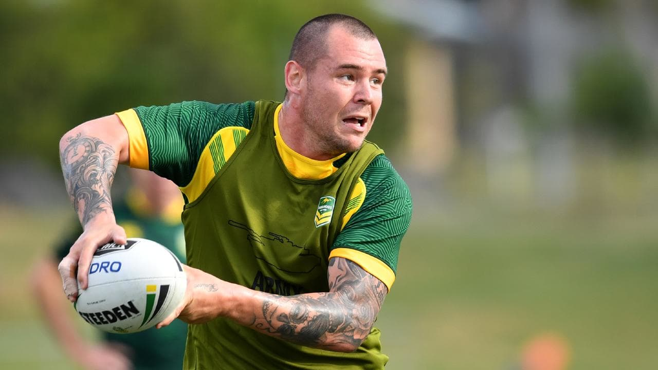 David Klemmer would give Newcastle some real bite. (AAP Image/Darren England)
