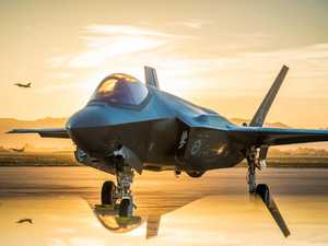 F-35 fighter's crucial test