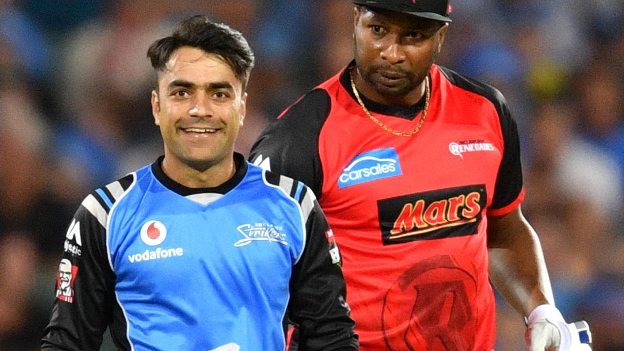 Smiling assassin Rashid Khan was a revelation for the Strikers last season.