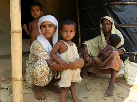 Amnesty said it believes thousands of Rohingyas were killed in Myanmar's western Rakhine province since the campaign began August 2017.