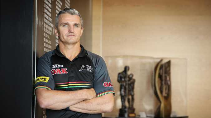 Ivan Cleary is among the coaches to move clubs. Pic: Sam Ruttyn