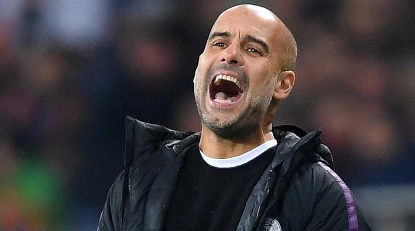 Manchester City could be booted out of the Champions League.