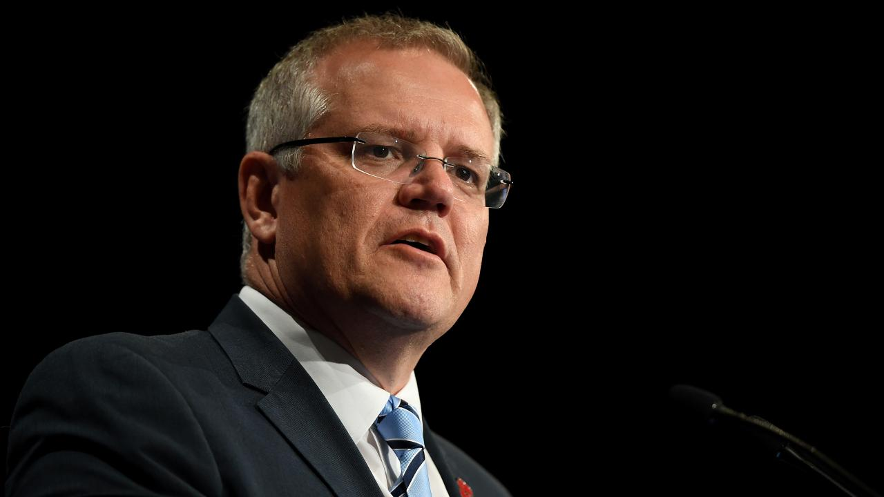 Mr Morrison has final say on the appointment of ABC bosses. Picture: AAP
