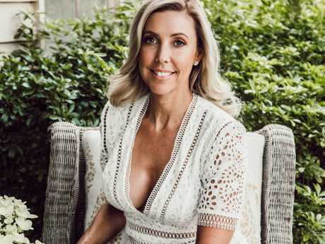 Catriona Rowntree is the new ambassador for beauty giant Clarins.