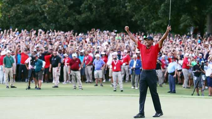 Tiger Woods will leave Aussie fans empty-handed. (Tim Bradbury/Getty Images)