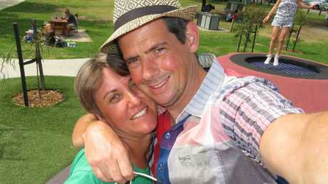 Catherine Frewer's husband Cameron was killed while riding his bike in Caloundra. He shouldn't be dead.