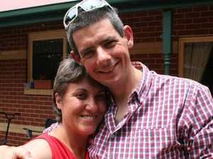 Wife's heartbreak: 'It's not the end of me'