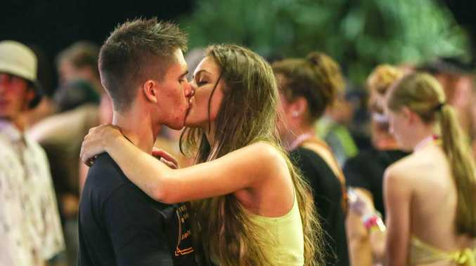 How a kiss can kill at Schoolies Week