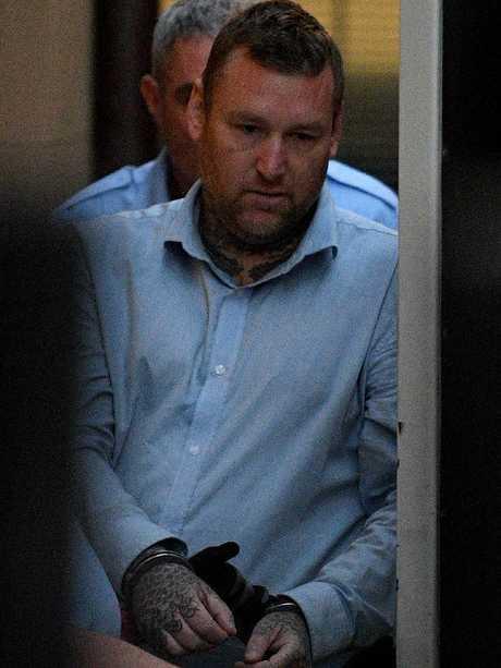 Joshua Homann stabbed his partner Kirralee Paepaerei 49 times. Picture: AAP