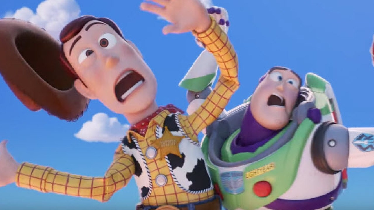 Your first look at Toy Story 4.