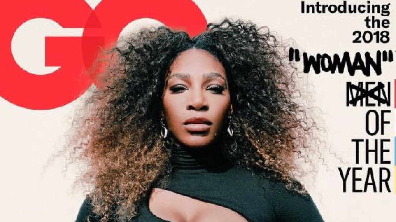 Serena Williams is GQ's Woman Of The Year.