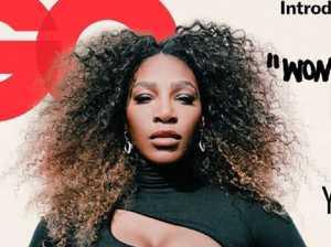 Serena image sparks furious fan reaction