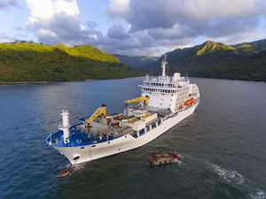 Experience the incredible isolated Pacific Marquesas