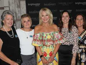 Gail Shadforth, Sandi Bond, Kerri-Anne Kennerley