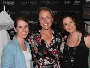 Kylie Martin, Bree Sheather and Debbie Gorshe at the