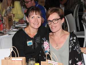 Julie McKewin and Angela Williams of BOQ Buderim at