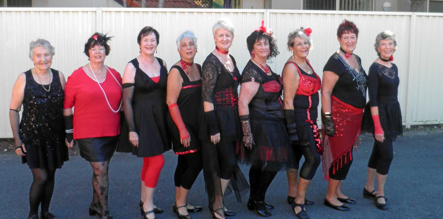 DAZZING DANCERS: U3A Twin Towns invites you to their annual concert xxtravaganza on Friday, November 23 at the Tweed Heads Civic Centre, Brett Street.