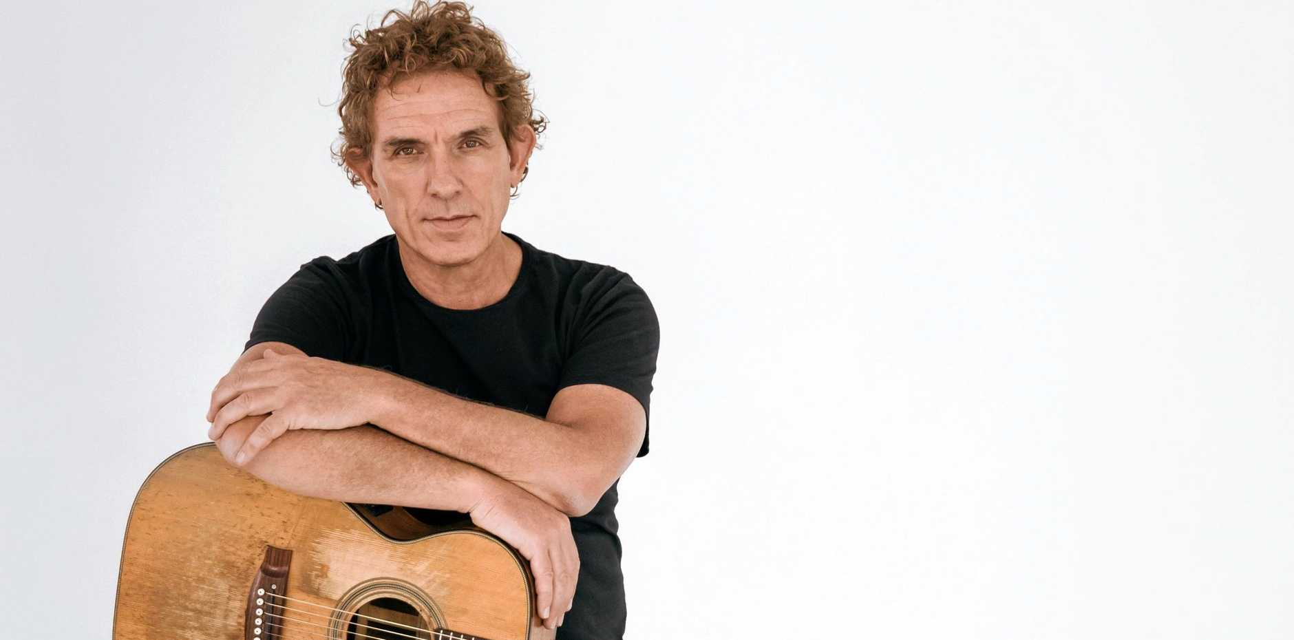 RESPECTED MUSICIAN: Ian Moss will perform at the Lismore City Hall, November 23.