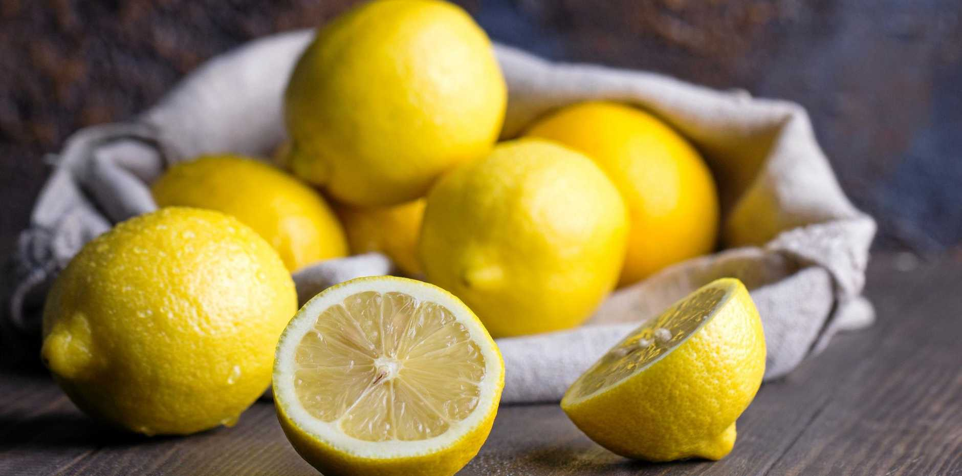 Lemonade lemon trees are great for backyards as they produce lots of fruit.