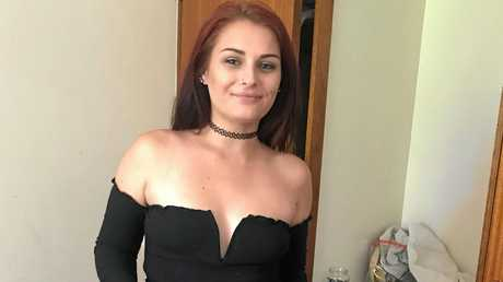 HOPEFUL: Harwood's Kellie Ann Marjoram, 24, has nominated herself in our Northern River's most eligible Bachelorette competition which closes this Sunday at midnight.