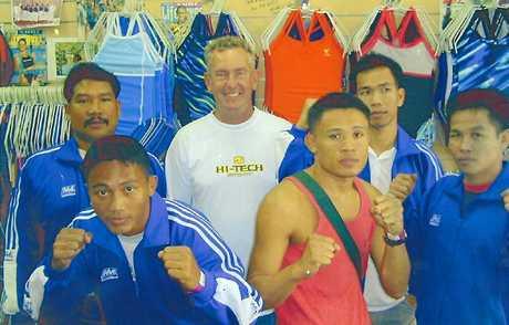 MEMORIES: John Anderson has fond memories from his time running a swimwear store at 131 Mooloolaba Esplanade.