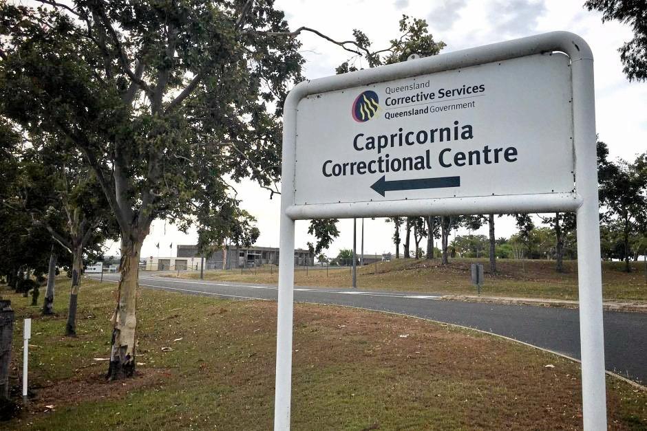 The Capricornia Correctional Centre.