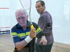 Ipswich's masters of squash still impress