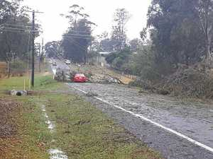 Violent storms hard to predict in Gympie