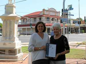 Volunteer acknowledged for 40 years of service