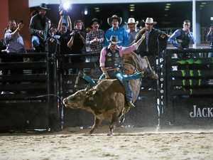 Four Central Queensland bull riders make PBR grand finals