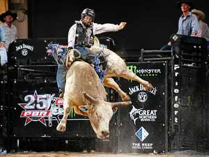 Rocky's Jason Mara to saddle up in PBR grand final's top 18