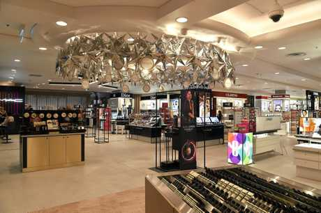 Myer Maroochydore is officially opening the renovated store on Thursday, just in time for Christmas shopping.