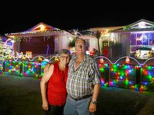 Christmas lights displays in Gympie