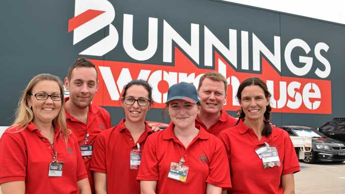 SNEAK PEEK: First look inside Warwick's massive new Bunnings