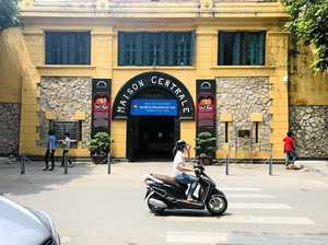 Should tourists have reservations about Hanoi Hilton visit?