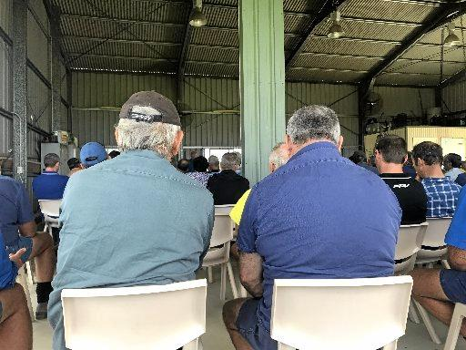 Mackay Sugar will follow the recent series of shed meetings with more in the New Year.