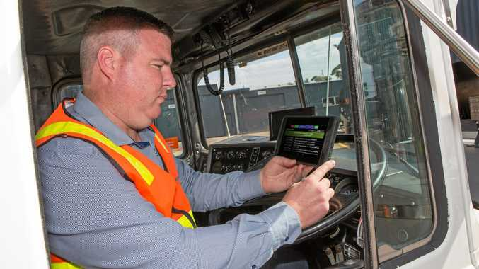 TELEMATICS SOLUTION: Systems such as this one from Teletrac Navman have the ability to save lives, says the ALC.