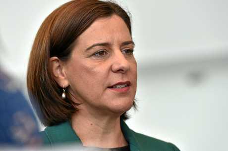 Deb Frecklington MP, Queensland Leader of the Oppostition.