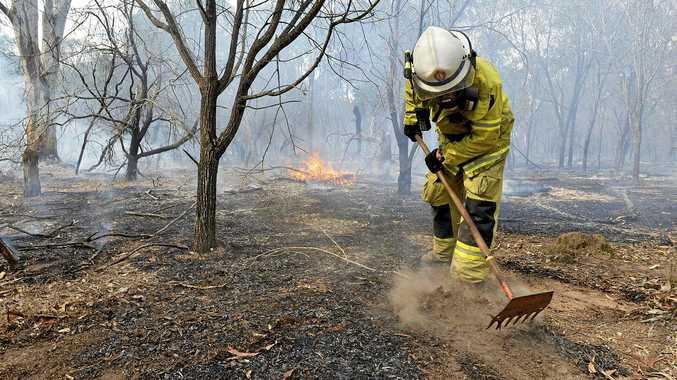 Heat waves and bushfires as season heats up