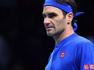 Flawless Fed sparks tennis 'embarrassment'
