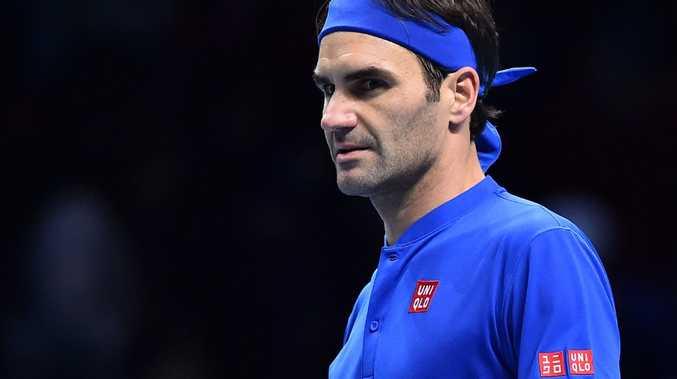 Roger Federer isn't slowing down.