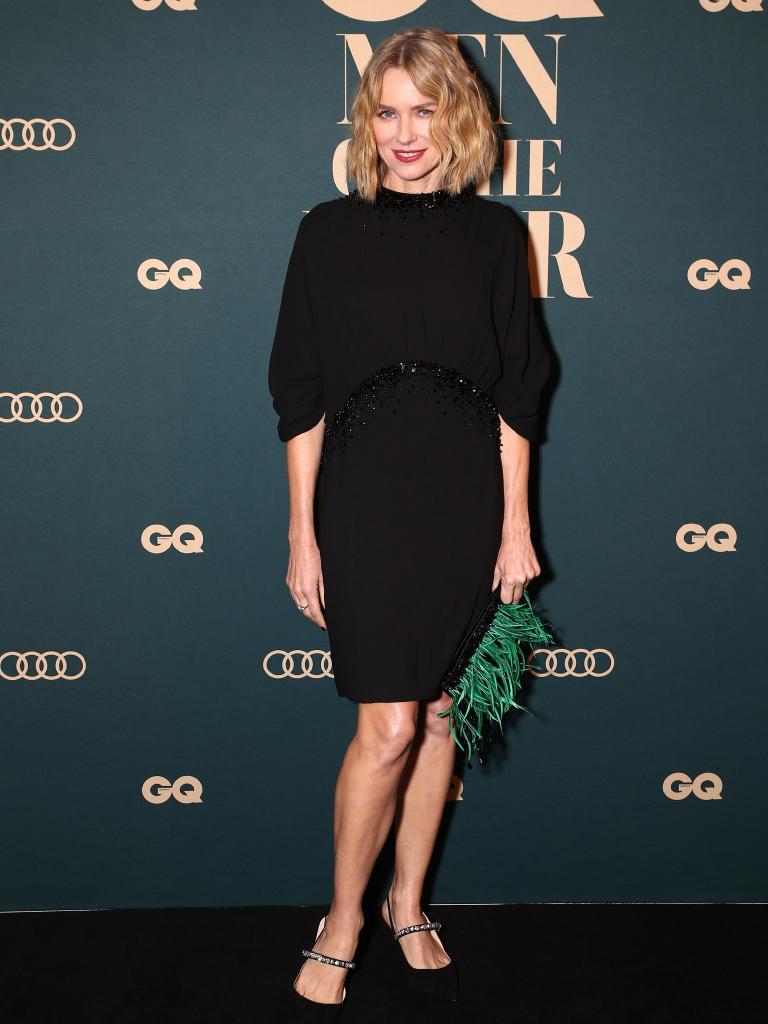 Naomi Watts at the GQ Awards. Picture: Matrix