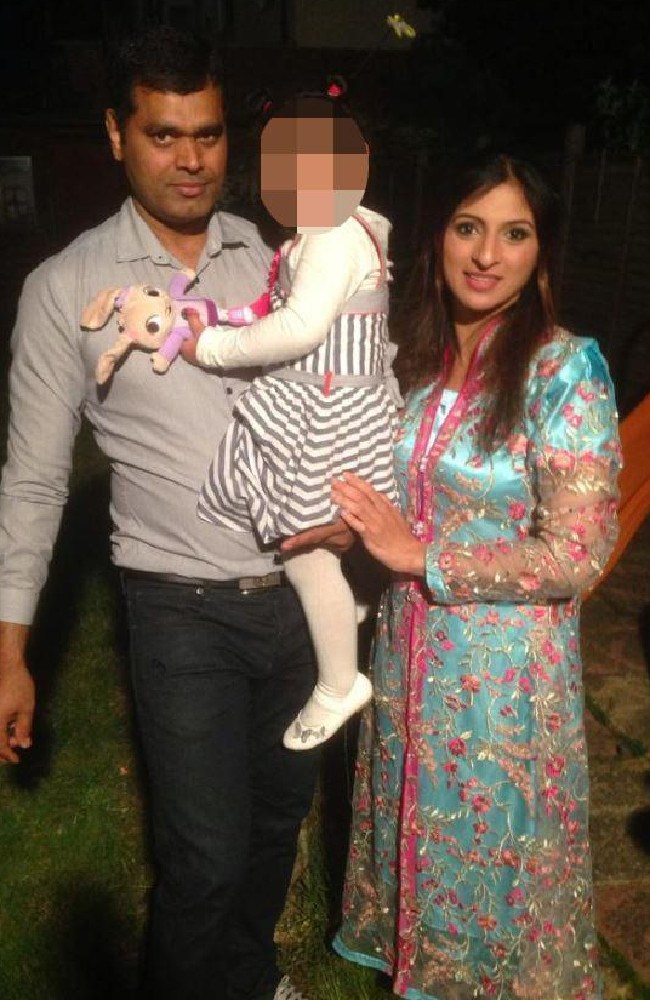 "Her husband Imtiaz Muhammad today said he was ""heartbroken"". Picture: Facebook"