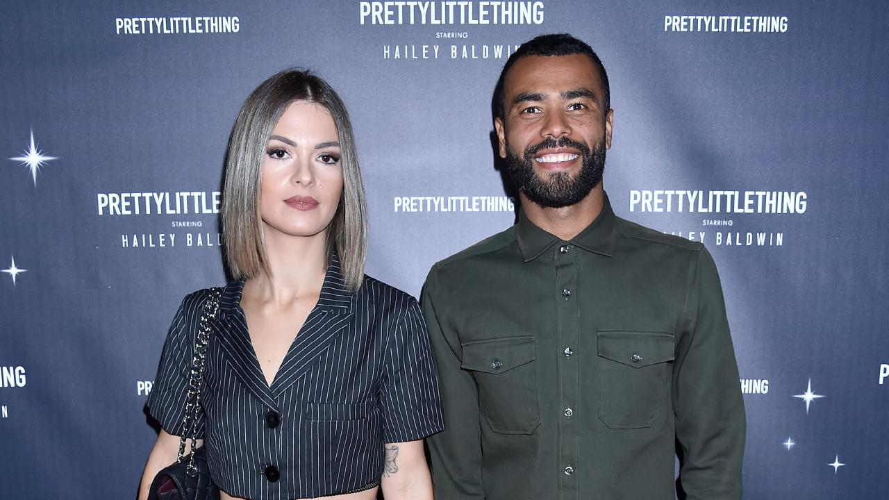 WEST HOLLYWOOD, CA - NOVEMBER 05: Ashley Cole and Sharon Canu arrive at PrettyLittleThing X Hailey Baldwin at Catch on November 5, 2018 in West Hollywood, California. (Photo by Gregg DeGuire/Getty Images)