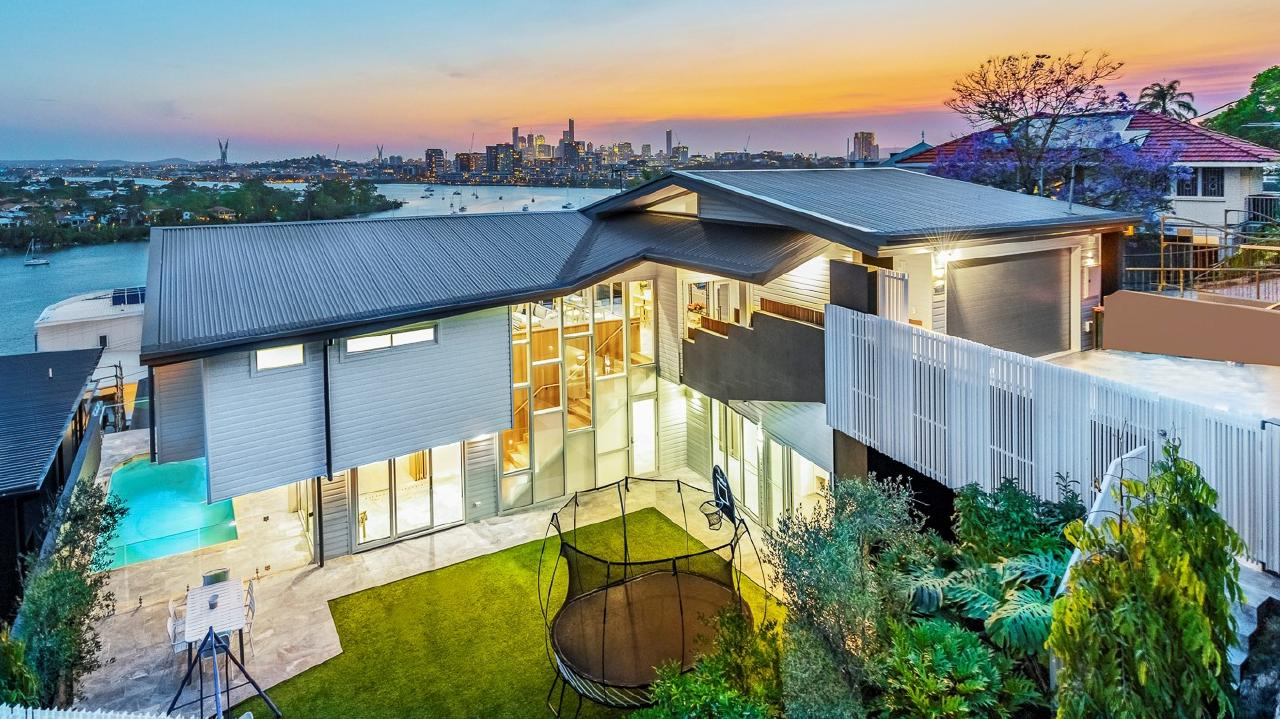 REAL ESTATE: This house at 41 Dickson Tce, Hamilton, has sold for $5.25m.