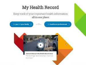 Huge risks with having a My Health Record