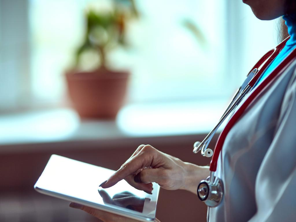 It's not just your doctor who will have access to your sensitive health information - your dietitian or podiatrist could too, unless you set up special controls. Picture: iStock