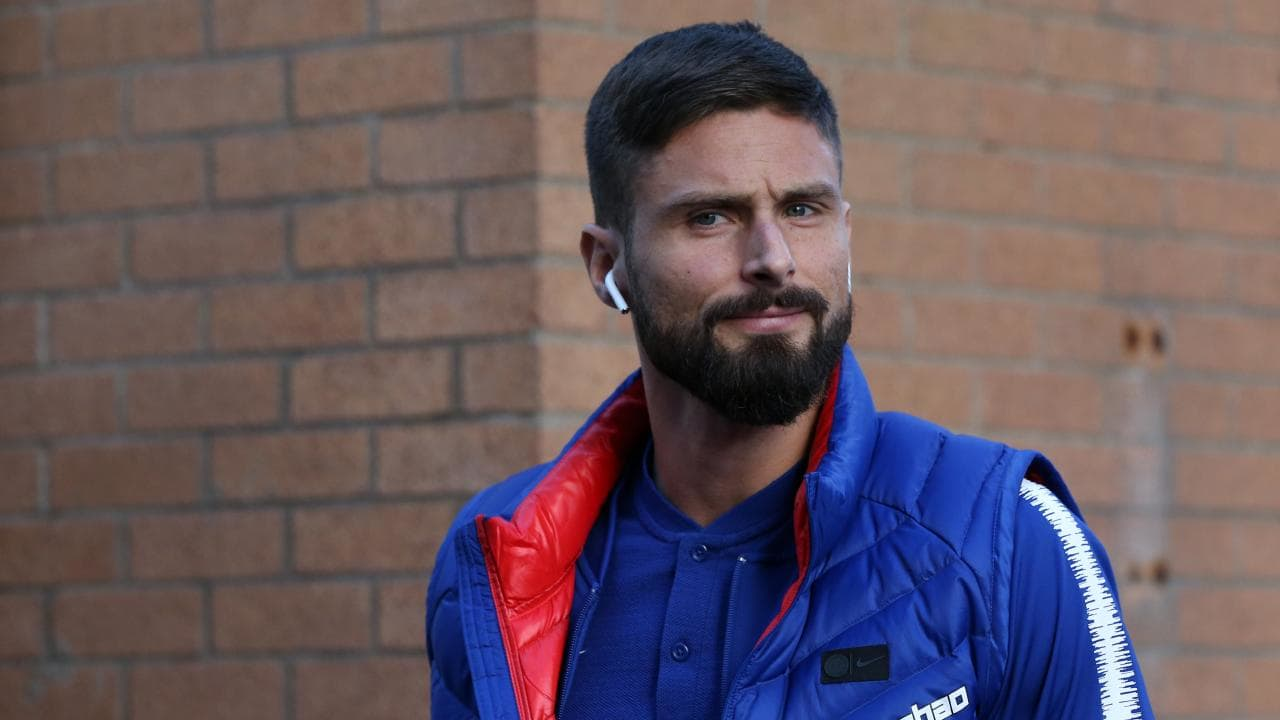 Giroud hasn't exactly hit the ground running this season.